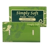 Simply Soft 2 Ply Facial Tissue, 100 Sheets, 72/Case