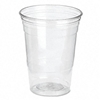 10 OZ Unwrapped Plastic Water Cups, 1500/Case